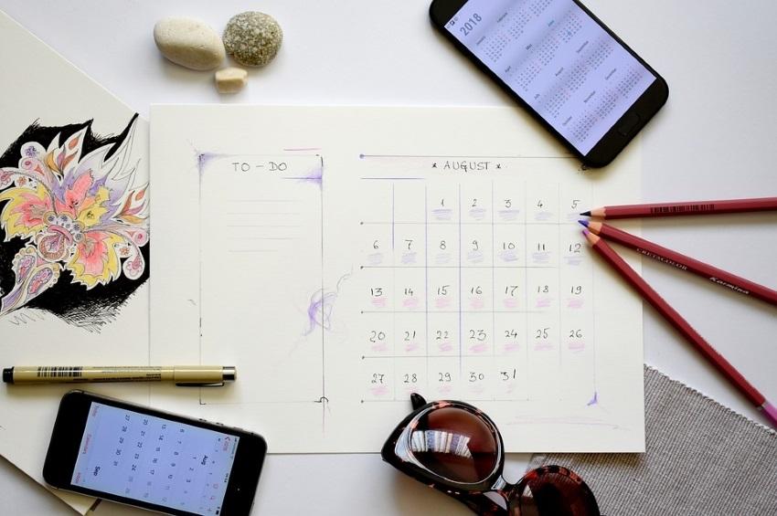 ¡Compre su Calendario!